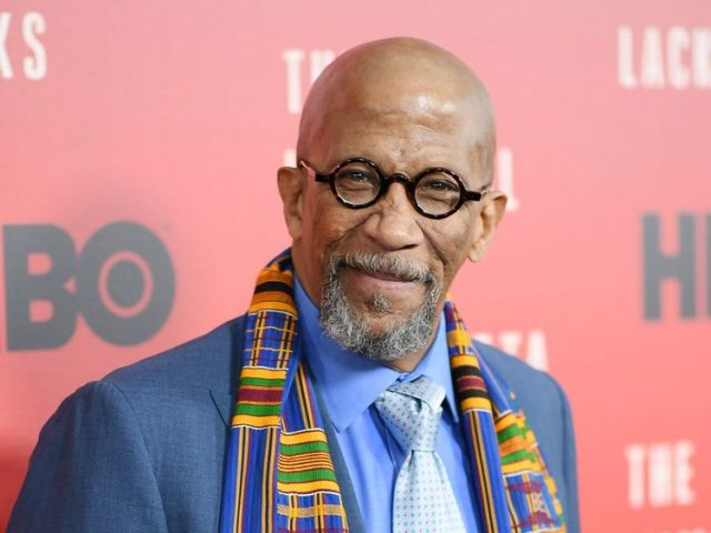 NEW YORK, NY - APRIL 18: Actor Reg E. Cathey attends 'The Immortal Life of Henrietta Lacks' premiere at SVA Theater on April 18, 2017 in New York City. (Photo by Dimitrios Kambouris/Getty Images)