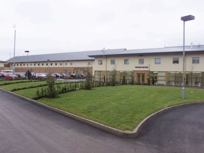 Yarl's Wood Immigration Removal Centre