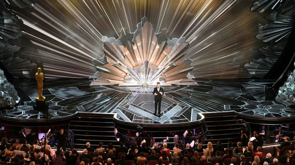Jimmy Kimmel presents the  90th Annual Academy Awards