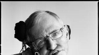 CREDIT Photograph by Brigitte Lacombe for The Breakthrough Prize hawking word Hawking's words to be set to music and sent into space after Westminster tribute skynews stephen hawking mnd 4269476