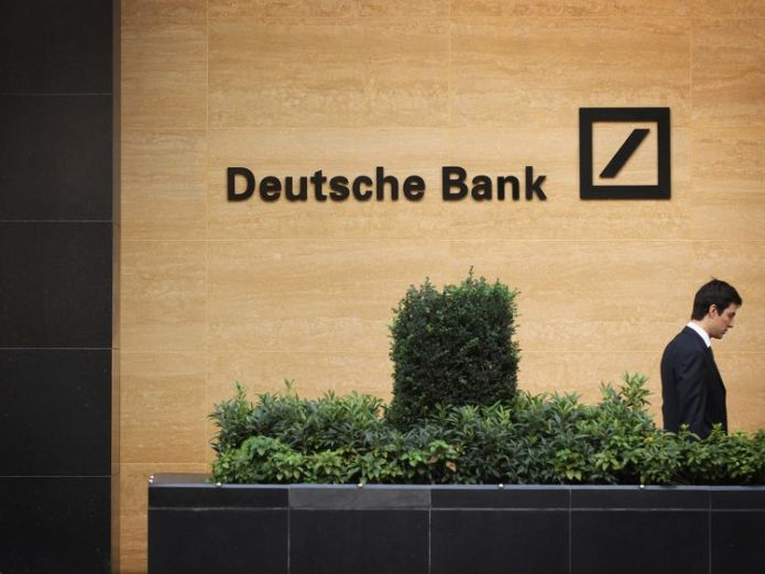 Deutsche Bank  Firms that have issued warnings over Brexit Firms that have issued warnings over Brexit skynews deutsche bank bank 4262479