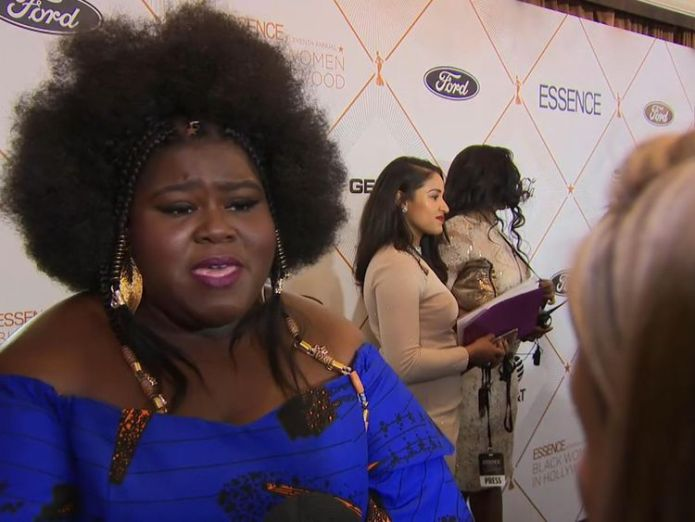 Gabourey Sidibe Oscar-nominated actress Gabourey Sidibe reveals gender pay gap Oscar-nominated actress Gabourey Sidibe reveals gender pay gap skynews gabourey sidibe hollywood 4244528
