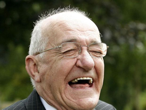 Jim Bowen pictured in 2007