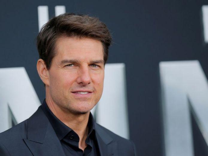 Tom Cruise won a Razzie for The Mummy razzie awards Razzie Awards name The Emoji Movie worst film of 2017 skynews razzies tom cruise 4245449