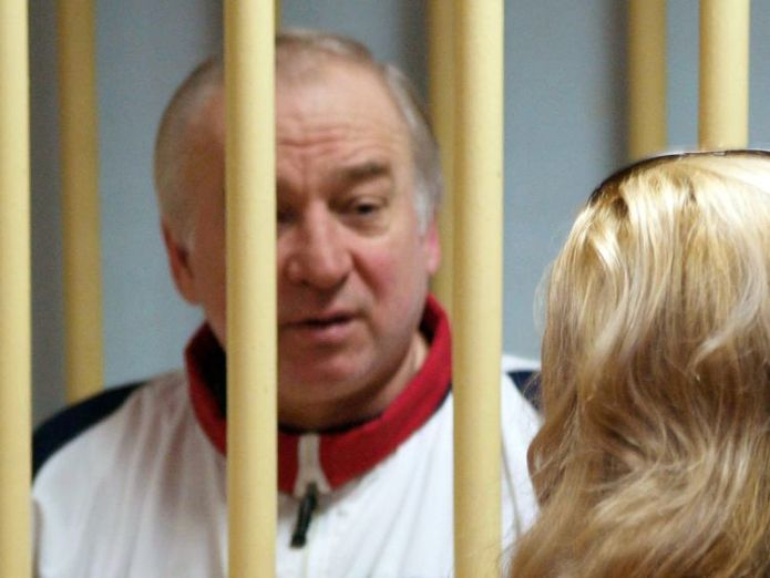 Sergei Skripal was imprisoned in 2010 after being found guilty of selling secrets to British intelligence  US imposes sanctions on Russia over Skripal poisonings in Salisbury skynews sergei skripal russia 4264067