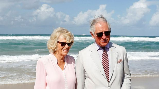 Prince Charles and the Duchess of Cornwall are visiting Australia