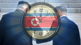 South Korean President Moon Jae-in and North Korean leader Kim Jong Un No one deserves Nobel Peace Prize more than Trump, say Republicans who nominated him No one deserves Nobel Peace Prize more than Trump, say Republicans who nominated him skynews moon jae in kim jong un 4297243