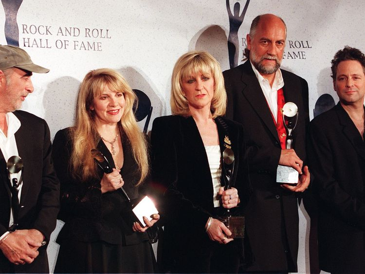 Fleetwood Mac's Rumours is on of the best selling albums of all time
