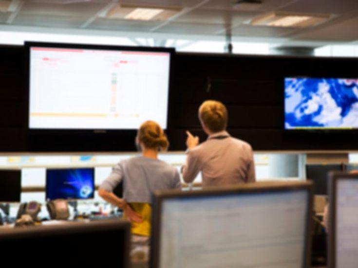 GCHQ Office. Pic: GCHQ