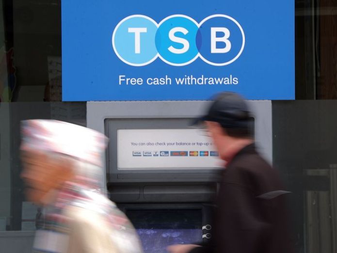 TSB has five million customers in total Why banking's smaller players are bulking up Why banking's smaller players are bulking up skynews tsb bank 4292855