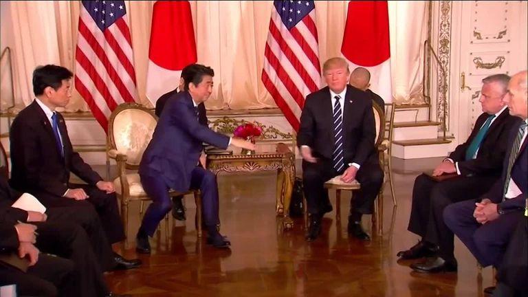 North Korean leader Kim Jong Un promises no more nuclear ...