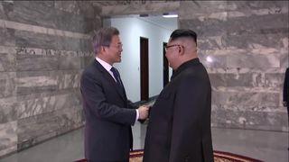 Talks on N Korea summit 'going very well' Talks on N Korea summit 'going very well' d929db6591c246ccb07b1121b2e666d44b0d70dfd4509ab8caf0e8fab87d7cdd 4321436