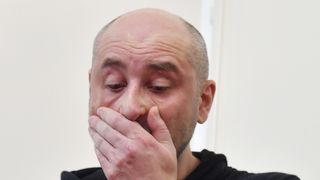 Arkady Babchenko who is the kremlin critic and war reporter whose death was staged? Who is the Kremlin critic and war reporter whose death was staged? skynews arkady babchenko russian 4324304