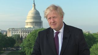 Foreign Secretary Boris Johnson says Trump should get Nobel Peace Prize if he sees through the North Korea and Iran deals. Donald Trump nominated for Nobel Peace Prize by Norwegian politicians Donald Trump nominated for Nobel Peace Prize by Norwegian politicians skynews boris johnson washington 4303502