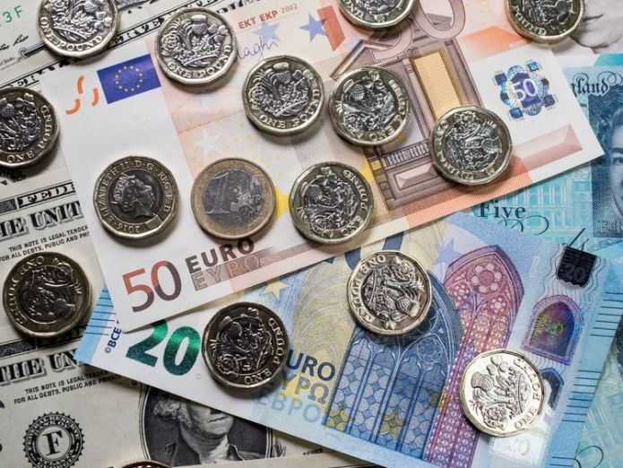 euro pound Euro falls as ECB set to keep interest rates steady until next summer Euro falls as ECB set to keep interest rates steady until next summer euro pound sky news 4324115