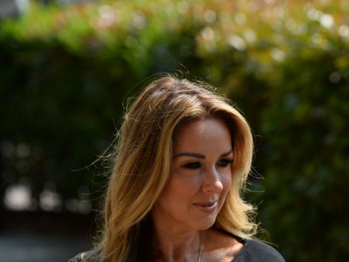 Claire Sweeney attended the funeral David Walliams and Graeme Souness among mourners at service David Walliams and Graeme Souness among mourners at service skynews claire sweeney dale winton 4317361