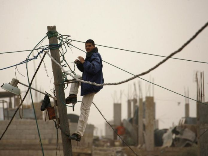 Gaza is plagued with regular prolonged power outages 'locked in' - the devastating effects of israel's gaza blockade 'Locked in' – The devastating effects of Israel's Gaza blockade skynews gaza rafah 4323630