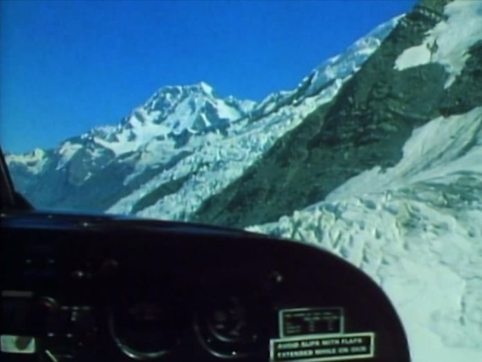 The glaciers in the late 1970s when Dr Chinn was starting out New Zealand glaciers show 'worst ever' shrinkage New Zealand glaciers show 'worst ever' shrinkage skynews glaciers new zealand 4305770