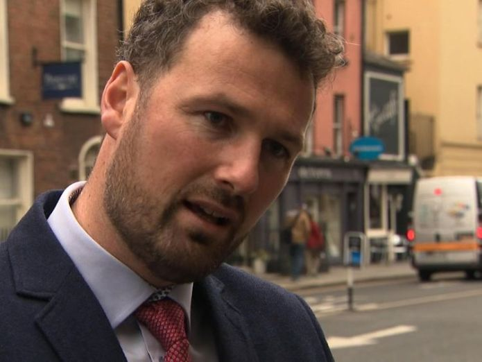 Dr Andrew O'Regan said abortion meant ending the life of a patient Health minister makes plea amid referendum debate Health minister makes plea amid referendum debate skynews ireland abortion1 4317768
