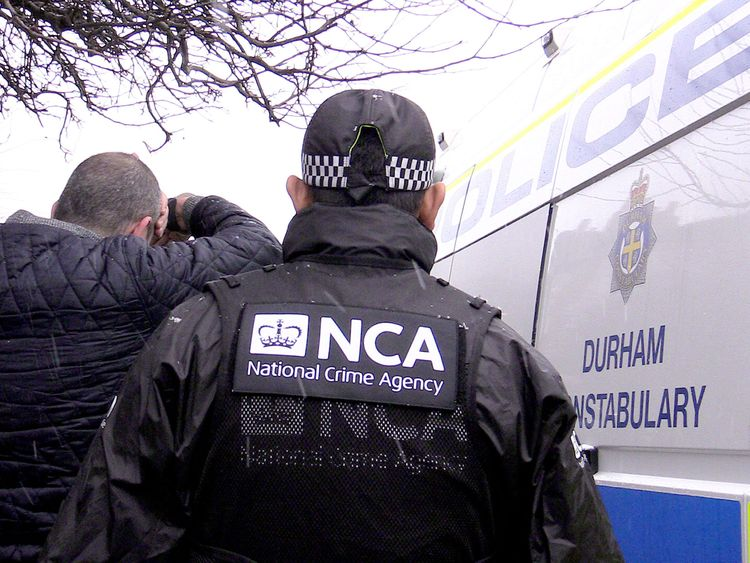 The National Crime Agency has published its annual assessment of serious and organised crime