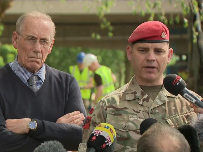 Richard O'Leary told a news conference he was determined to see the new investigation 'successfully concluded' New search for British girl Katrice Lee missing from Germany since 1981 New search for British girl Katrice Lee missing from Germany since 1981 skynews richard oleary katrice lee 4299777