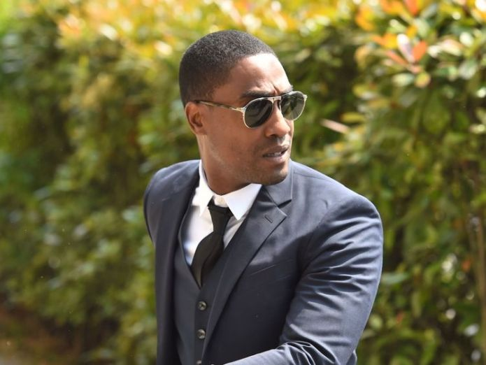Simon Webbe of Blue, who will perform David Walliams and Graeme Souness among mourners at service David Walliams and Graeme Souness among mourners at service skynews simon webbe dale winton 4317348