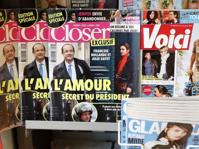 Closer is a French celebrity gossip magazine Mag uses sexy Meghan pics to claim royals court fame as it fights privacy appeal Mag uses sexy Meghan pics to claim royals court fame as it fights privacy appeal skynews closer closer magazine 4334759