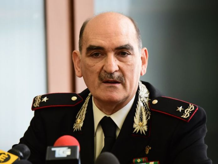 Giuseppe Governale warned that the mafia is spreading to other countries Italian mafia going global as influence spreads, warns country's anti-mafia chief Italian mafia going global as influence spreads, warns country's anti-mafia chief skynews giuseppe giuseppe governale 4329023