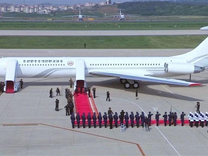 Kim in China - NK state TV video  2018-06-22T020850Z_1_LWD00145VWV2F_RTRWNEV_B_5102-NORTHKOREA-USA-CHINA-KIM.MPG 2018-06-22T020850Z_1_LWD00145VWV2F_RTRWNEV_C_5102-NORTHKOREA-USA-CHINA-KIM.MP4 North Korea's Kim Jong Un bolsters nuclear talks hand on China trip North Korea's Kim Jong Un bolsters nuclear talks hand on China trip skynews kim jong un korea 4342484