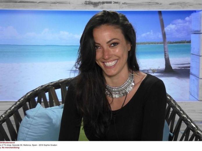Sophie Gradon  Boyfriend of late Love Island star Sophie Gradon found dead skynews sophie gradon love island 4341607