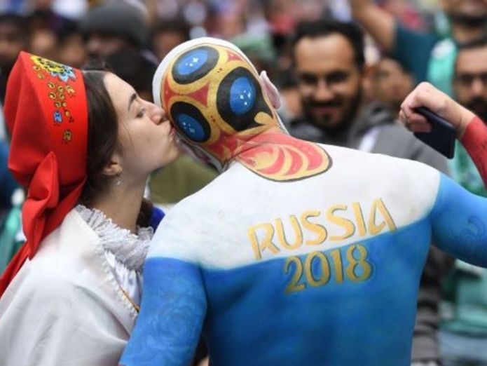 Russian women have been warned against casual relationships Burger King sorry for Whopper offer to women who get pregnant by World Cup stars Burger King sorry for Whopper offer to women who get pregnant by World Cup stars skynews world cup burger king 4341253