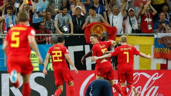 Image result for pic of belgium win japan