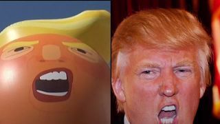 Nona Hurkmans, who's behind the giant Trump baby balloon, says Trump definitely knows it exists.