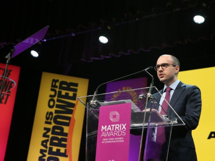 Arthur Gregg Sulzberger met with Donald Trump on 20 July  Donald Trump's attacks on media 'putting lives at risk' skynews arthur gregg sulzberger 4375425