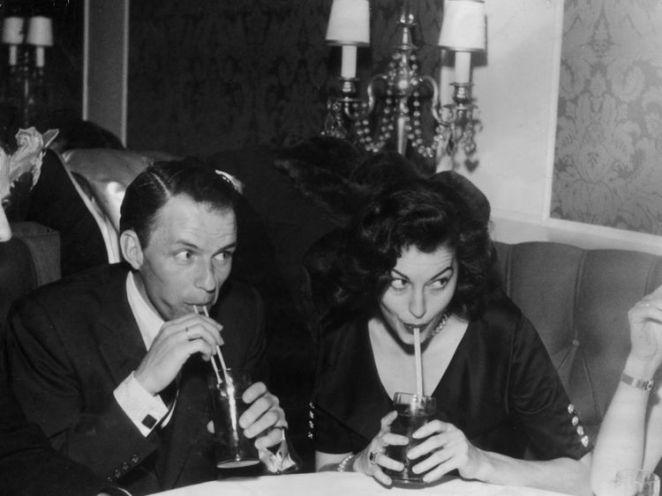 Sinatra married Ava Gardner after an affair