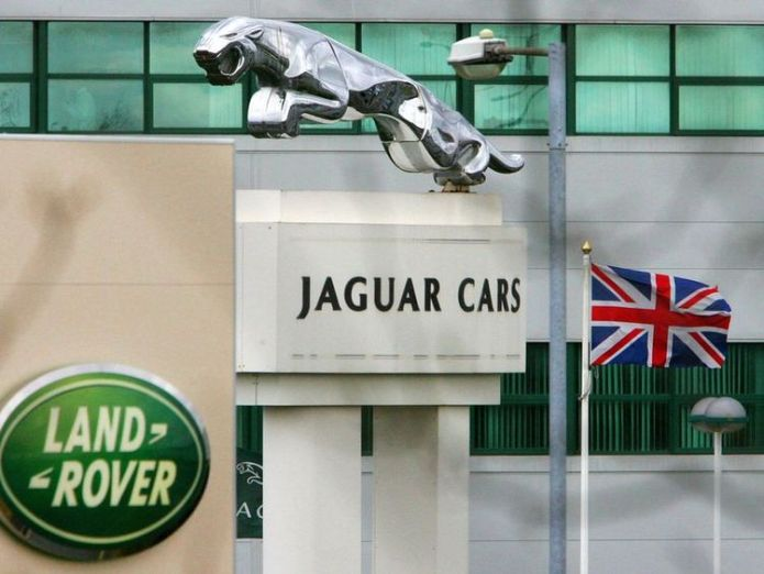 JLR employs 40,000 people directly in Britain but many more as part of its supply chain  'No-deal' Brexit could cost £60m a day, Jaguar boss warns skynews jaguar land rover jlr 4353671