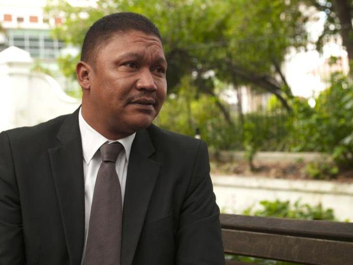 Bodyguard Conroy Herandien worked for Nelson Mandela  Former president remembered by workers skynews nelson mandela africa 4364797