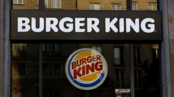 Police say a man and a woman face criminal charges  Newborn baby found inside Burger King toilet in Ohio will survive, say police skynews baby toilet burger king 4386331