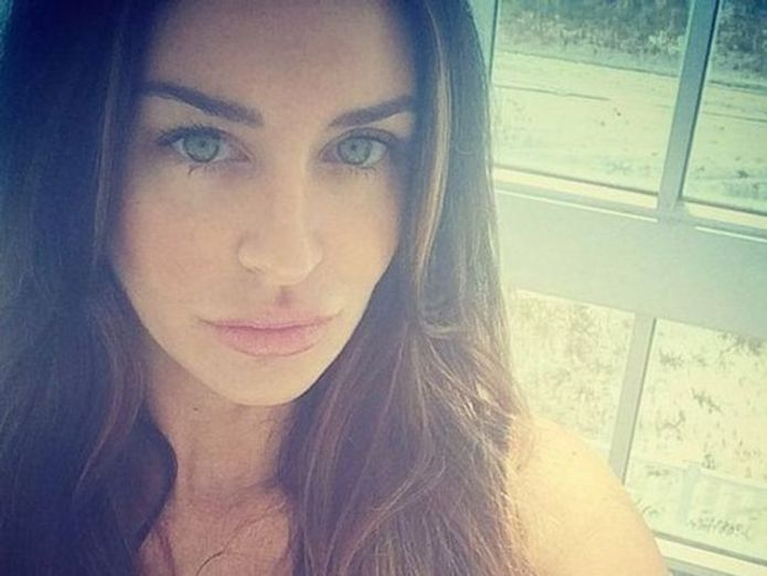 Christina Carlin-Kraft was found dead by police conducting a wellness check in her home. Pic: Facebook  Man charged with murdering ex-Playboy model Christina Carlin-Kraft skynews christina carlin kraft 4400242