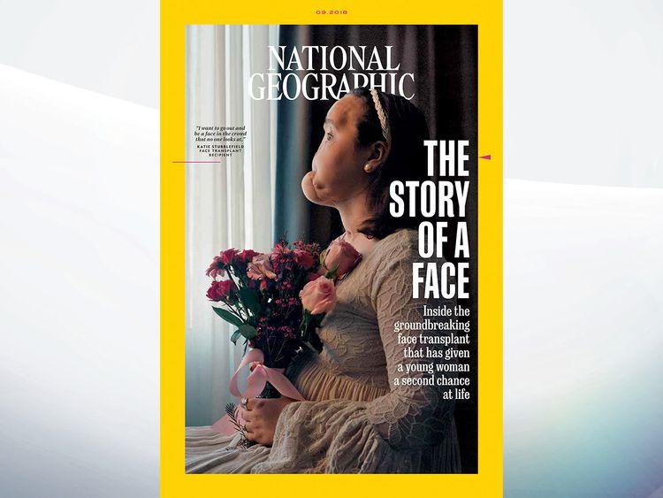 Die 21-Jährige sagte, sie habe eine zweite Chance erhalten. Bild: National Geographic