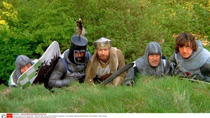 Monty Python & The Holy Grail - 1974