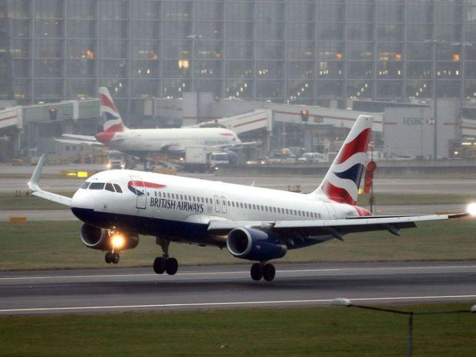 British Airways plane  Darktrace backer Talis places fresh bet on digital skills start-up skynews british airways plane 4413901