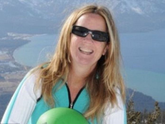 Christine Blasey Ford. Pic: Researchgate.org  Second woman accuses Brett Kavanaugh of sexual misconduct skynews christine blasey ford 4425893