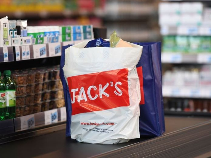 Up to 15 Jack's stores will open over the next 12 months  Wide aisles and new labels skynews tesco jacks 4426210