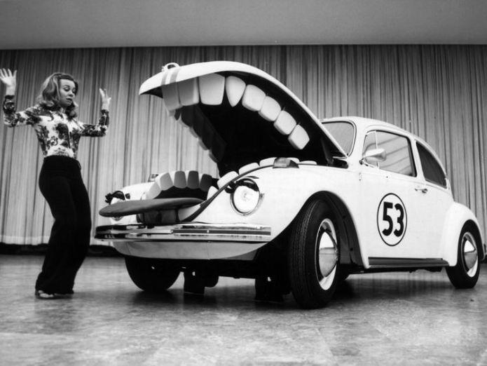 "The 1968 Disney film ""The Love Bug"" helped boost the car's popularity   Volkswagen to stop making Beetles skynews volkswagen beetle 4420124"