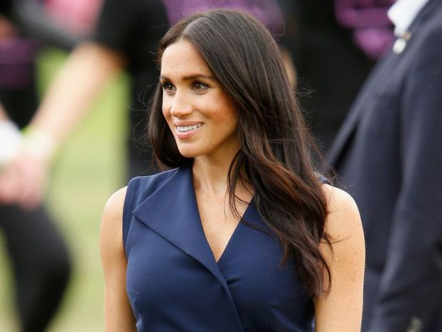 Prince Harry, Duke of Sussex and Meghan, Duchess of Sussex attendon October 18, 2018 in Melbourne, Australia