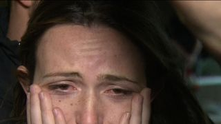 Alexis Tait lost three friends in the California Thousand Oaks shooting  Ian David Long 'posted on social media during bar massacre' skynews alexis tait shooting 4481311