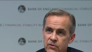 Bank of England governor Mark Carney explains the institution's approach to a worst-case scenario Brexit