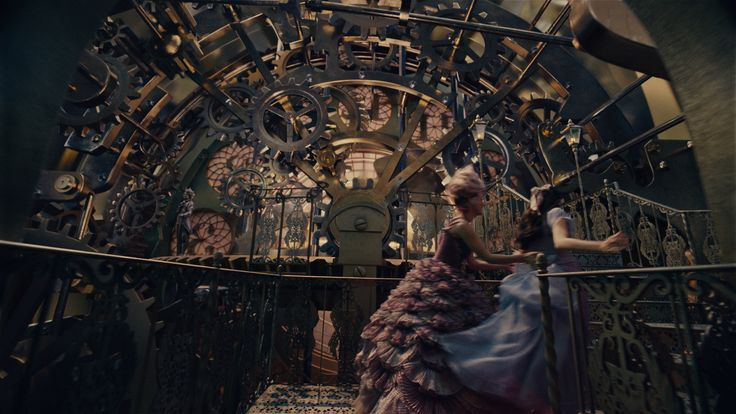 The Nutcracker and the Four Realms. Pic: MPC Film