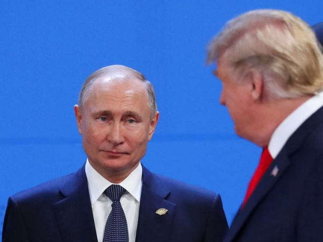 Presidents Putin and Trump are both at the G20 but no private meetings are lined up